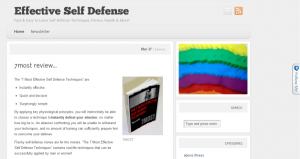 customer site: effective self defense